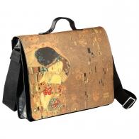 Torba na ramię Pocałunek 39 x 310 cm - Gustav Klimt Goebel 67061181