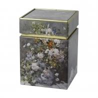 Pudełko 11 cm Wiosenne Kwiaty - Auguste Renoir 67065181 Goebel