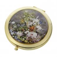 Lusterko 7 cm Wiosenne Kwiaty - Auguste Renoir