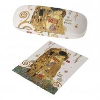 Etui na okulary Pocałunek 16 x 4,5 cm - Gustav Klimt Goebel 67061151