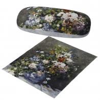 Etui na okulary 16 x 4,5 cm Wiosenne Kwiaty - Auguste Renoir Goebel 67061281