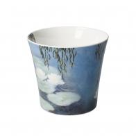 Kubek 9,5 cm My Garden is... - Claude Monet Goebel 67012781