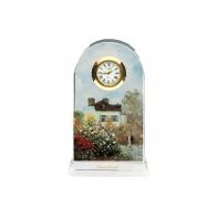 Zegar 11 cm Dom Artysty - Claude Monet