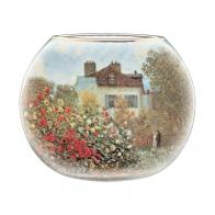 Wazon 22 cm Dom Artysty - Claude Monet Goebel 67000771
