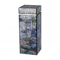 Pudełko 20 cm Lilie Wodne - Claude Monet Goebel 67065151
