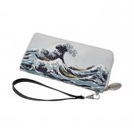 Portfel Great Wave II 19 x 2,5 x 10 cm - Katsushika Hokusai Goebel 67061081