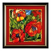 Obraz Oriental Poppy 59 x 59 cm - Louis Comfort Tiffany Goebel 66535311