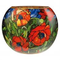 Lampa Oriental Poppy 30 cm - Louis Comfort Tiffany Goebel 67001091