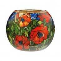 Wazon Oriental Poppy 22 cm - Louis Comfort Tiffany Goebel 67000761
