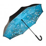 Suprella - parasol odwrotnie składany Drzewo Migdałowe - Vincent van Gogh Goebel 67061131