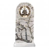 Zegar 11 cm - Drzewo Migdałowe Srebrne - Vincent van Gogh Goebel 66879871