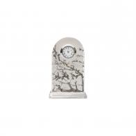 Zegar 11 cm - Drzewo Migdałowe Srebrne - Vincent van Gogh Goebel 66522541