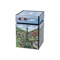 Pudełko Come Visit Me in Paris 11 cm - Charles Fazzino Goebel 67090181
