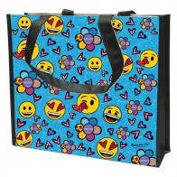 Torba na zakupy Always Happy 37 x 33 cm - Emoji by BRITTO Goebel 66460301