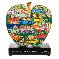 Figurka Traffic in the Big Apple 31 cm - James Rizzi Goebel 26102301