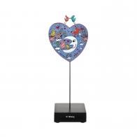 Figurka Birds love the moon 33 cm - James Rizzi Goebel 26102321