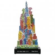 Figurka The City that Never Sleeps 70 cm - James Rizzi Goebel 26102501