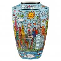Wazon My New York City Day 41 cm - James Rizzi Goebel 26102511