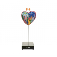 Figurka Its Heart Not to Love My City 33 cm - James Rizzi Goebel 26101531