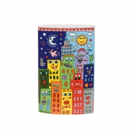 Wazon Love in the Heart of the City 20 cm - James Rizzi Goebel 26102141