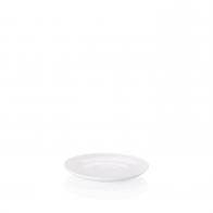 Spodek do filiżanki do białej kawy 15 cm - Form 1382 White