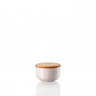Cukiernica z drewnianą pokrywką 280 ml - Joyn Rose