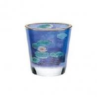 Świecznik - Tealight 8cm - Lilie Wodne - Claude Monet