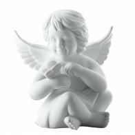 Figurka Anioł z motylem, duży 14 cm 69056-000102-90525