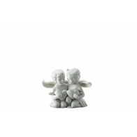 Figurka - Para aniołów z sercem, mała 6 cm 69054-000102-90526