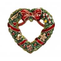Świąteczna ozdoba 4 cm - Il Luccichio delle Feste - Noel