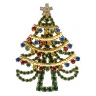 Świąteczna ozdoba 6,5 cm - Il Luccichio delle Feste - Noel