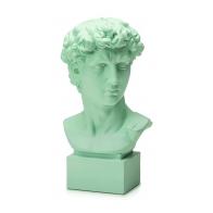 Popiersie Neoclassico 35 cm niebieskie - Palais Royal