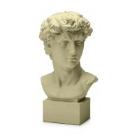 Popiersie Neoclassico 35 cm kremowe - Palais Royal