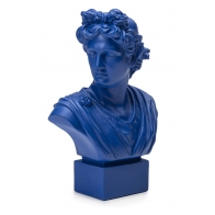 Popiersie młodzieńca Neoclassico 50 cm kremowe - Palais Royal