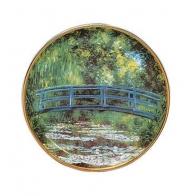 Talerzyk 10cm - Japoński Ogród - Claude Monet