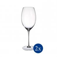 Zestaw 2 kieliszków do Bordeaux - Allegorie Premium