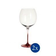Zestaw 2 kieliszków Burgundia Grand Cru 26 cm - Allegorie Premium Rosewood