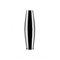Mixology - Shaker Boston 500 ml srebrny - Alessi Officina