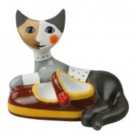 Figurka kot Moje ulubione buty - Rosina Wachtmeister