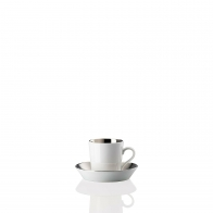 Filiżanka do espresso ze spodkiem - Tric Moonlight