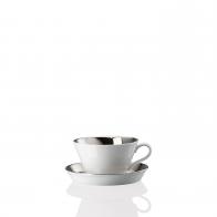 Filiżanka do kawy ze spodkiem 350 ml - Tric Moonlight