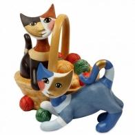 Figurka koty Fajna zabawa - Rosina Wachtmeister