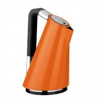 Czajnik elektryczny 252 kryształy na pokrywce 1,7 l pomarańczowy- VERA