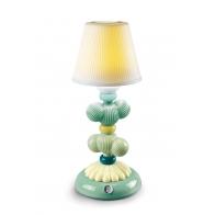 Lampa stołowa Cactus Firefly zielona 30 cm - Lladro
