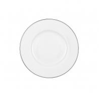 Talerz śniadaniowy 22 cm - Anmut Platinum