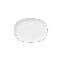 Talerz owalny 20 cm - Anmut Platinum Villeroy & Boch 1046363570