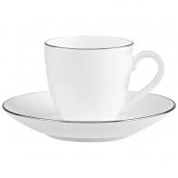 Filiżanka do espresso 100 ml - Anmut Platinum