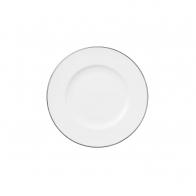 Talerzyk do pieczywa 16 cm - Anmut Platinum