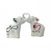 Figurka słoń Love & Strength 7 cm Goebel 70000901