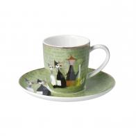 Filiżanka do espresso La Storia di Serafino 0,1 l - Rosina Wachtmeister Goebel 66860881